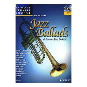 """Take the """"IS IT GOOD FOR ME"""" test for """"Schott Jazz Ballads Trumpet"""", read the reviews and join the community!"""