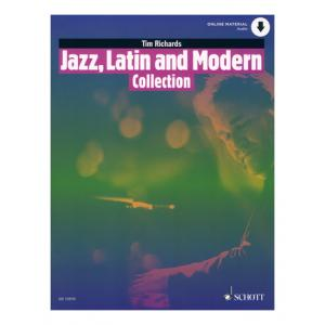 """Take the """"IS IT GOOD FOR ME"""" test for """"Schott Jazz Latin Modern Collection"""", read the reviews and join the community!"""