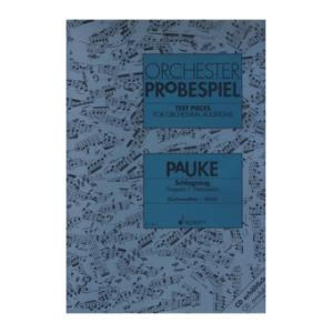 """Take the """"IS IT GOOD FOR ME"""" test for """"Schott Orchester Probespiel Pauke"""", read the reviews and join the community!"""