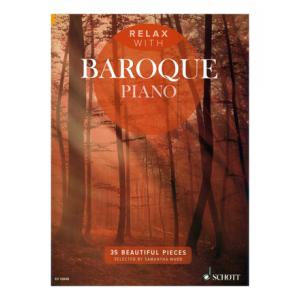 """Take the """"IS IT GOOD FOR ME"""" test for """"Schott Relax Baroque Piano"""", read the reviews and join the community!"""