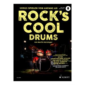 "Take the ""IS IT GOOD FOR ME"" test for ""Schott Rock's Cool Drums"", read the reviews and join the community!"