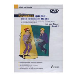 """Take the """"IS IT GOOD FOR ME"""" test for """"Schott Saxophon Spielen Hobby 1 DVD"""", read the reviews and join the community!"""