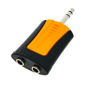 """Take the """"IS IT GOOD FOR ME"""" test for """"Seetronic MP3-2PM Adapter 6,35 2x 6,35"""", read the reviews and join the community!"""
