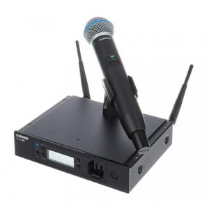 """Take the """"IS IT GOOD FOR ME"""" test for """"Shure GLXD-RE24/Beta58"""", read the reviews and join the community!"""