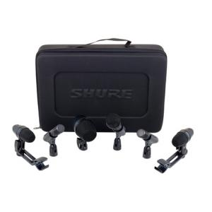 """Take the """"IS IT GOOD FOR ME"""" test for """"Shure PGA Drumkit 6 B-Stock"""", read the reviews and join the community!"""