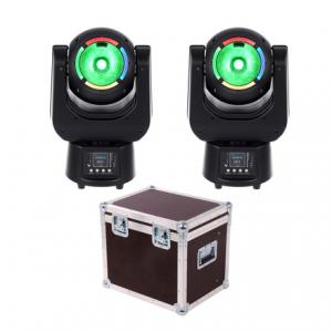 """Take the """"IS IT GOOD FOR ME"""" test for """"Stairville Bowl Beam 604Z Zoom LED Bundle"""", read the reviews and join the community!"""