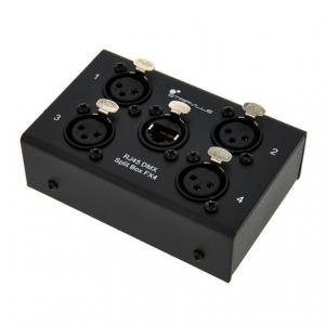 """Take the """"IS IT GOOD FOR ME"""" test for """"Stairville RJ45 DMX Split Box FX4"""", read the reviews and join the community!"""