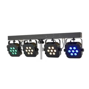 """Take the """"IS IT GOOD FOR ME"""" test for """"Stairville Stage Quad LED Bundle RGB WW"""", read the reviews and join the community!"""
