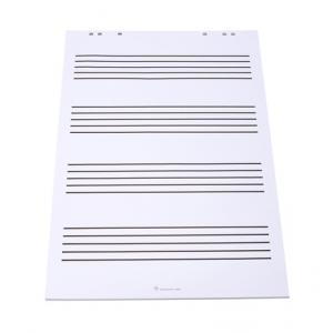 """Take the """"IS IT GOOD FOR ME"""" test for """"Star Music Paper Flip Chart Pad 4"""", read the reviews and join the community!"""