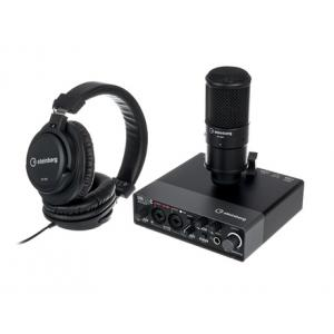 Is Steinberg UR22C Recording Pack a good match for you?