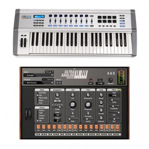 Is Swissonic ControlKey 49 AAS Bundle a good match for you?