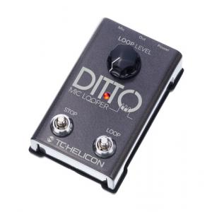 "Take the ""IS IT GOOD FOR ME"" test for ""TC-Helicon Ditto Mic Looper"", read the reviews and join the community!"