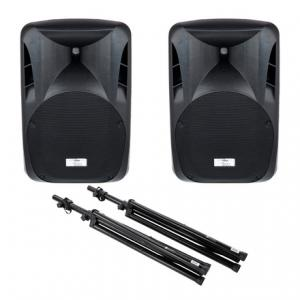 Is the box PA 12 DSP Bundle a good match for you?