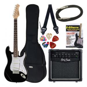 """Take the """"IS IT GOOD FOR ME"""" test for """"Thomann Guitar Set G13 Black"""", read the reviews and join the community!"""