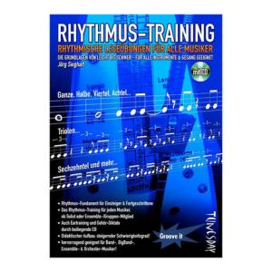 """Take the """"IS IT GOOD FOR ME"""" test for """"Tunesday Records Rhythmus-Training"""", read the reviews and join the community!"""