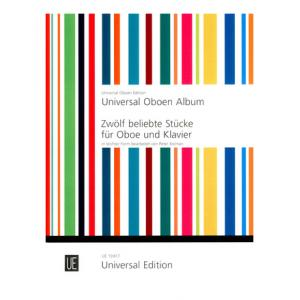 """Take the """"IS IT GOOD FOR ME"""" test for """"Universal Edition Oboen Album"""", read the reviews and join the community!"""
