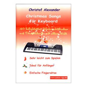 """Take the """"IS IT GOOD FOR ME"""" test for """"ViGa Verlag Christmas Songs for Keyboard"""", read the reviews and join the community!"""