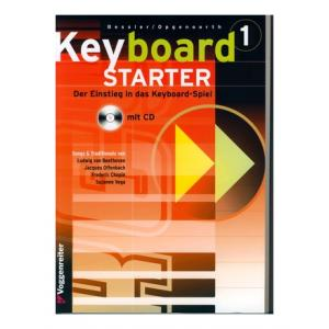 """Take the """"IS IT GOOD FOR ME"""" test for """"Voggenreiter Keyboard Starter 1"""", read the reviews and join the community!"""