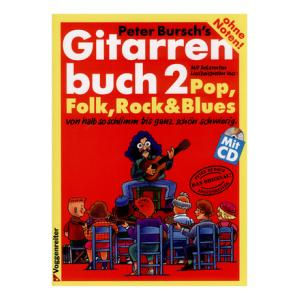 "Take the ""IS IT GOOD FOR ME"" test for ""Voggenreiter P. Bursch's Gitarrenbuch 2"", read the reviews and join the community!"