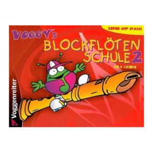 """Take the """"IS IT GOOD FOR ME"""" test for """"Voggenreiter Voggy`s Blockflötenschule Bd.2"""", read the reviews and join the community!"""