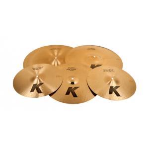Is Zildjian K-Custom Worship Pack a good match for you?